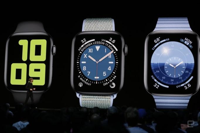 Apple 終於在 watchOS 6 裡加入專屬 App Store