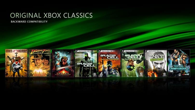 Xbox One 的向下兼容名单迎来最后一批 Xbox、Xbox 360 游戏