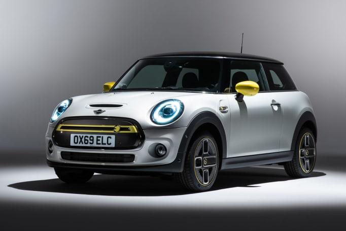 首款純電動 Mini 將於明年三月率先於英國上市