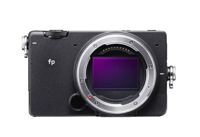 The Sigma fp is the 'world's smallest' full-frame mirrorless camera