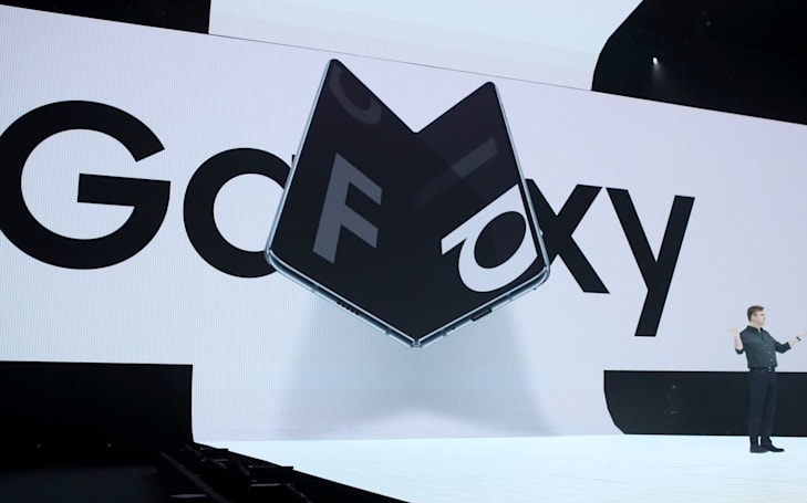 彭博社:Samsung 已完成 Galaxy Fold 的重新設計