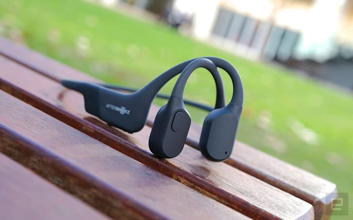 Aftershokz Aeropex 評測:競爭力已不再限於骨傳導這一個耳機類別