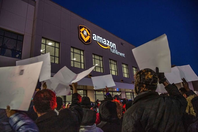 Amazon staff will strike during Prime Day over working conditions