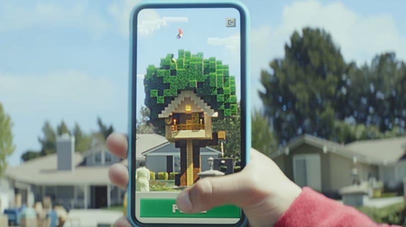 《Minecraft Earth》会于未来两周内开始在 iOS 上启动 beta 测试