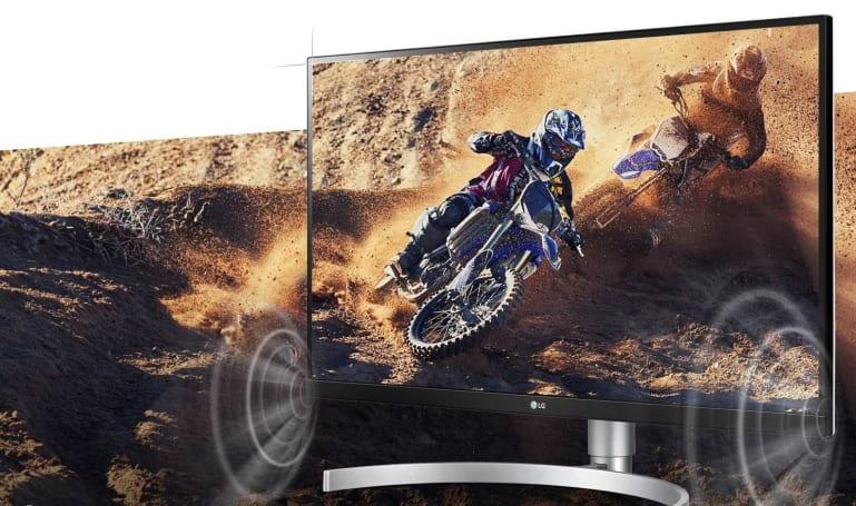 LG UltraFine 4K HDR 修圖剪片電競利器