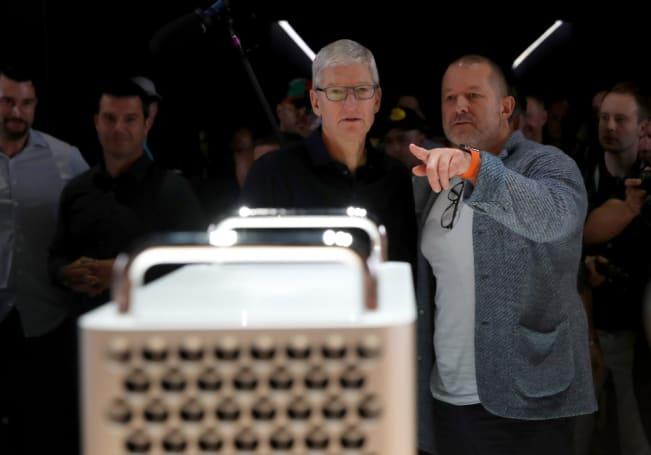 据称 Jony Ive 离开苹果是因为 Tim Cook 对设计不感兴趣