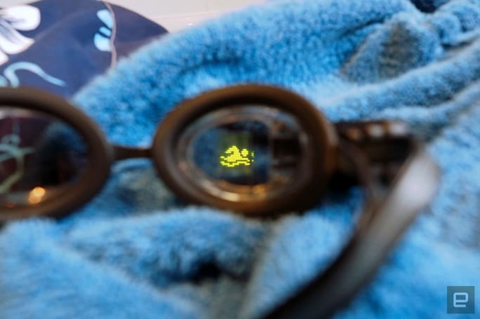 Form's Swim Goggles are the first great wearable for swimmers