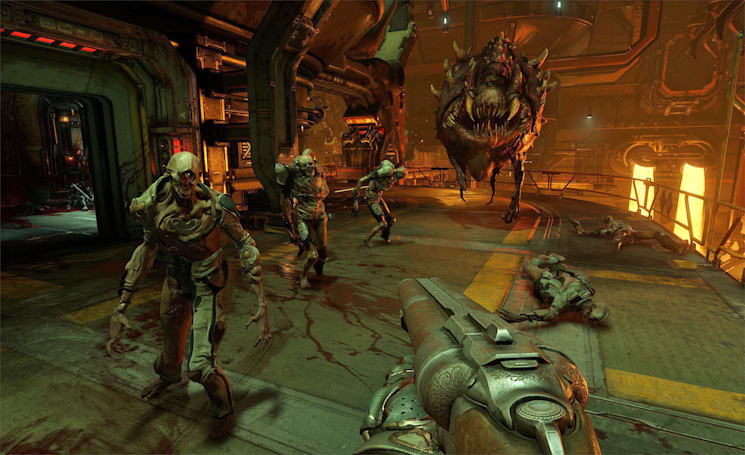 Quakecon's Steam sale offers steep discounts on 'Doom' and 'Wolfenstein'