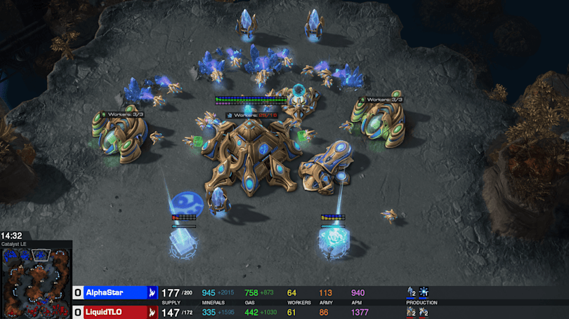 DeepMind's 'Starcraft II' AI will play public matches