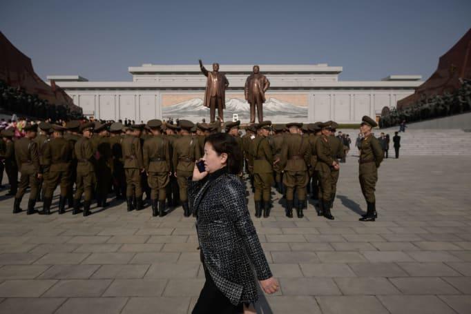 华为被指参与了朝鲜监控手机网络的开发