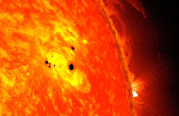 Scientists discover 'Terminator' tsunamis on the Sun's surface