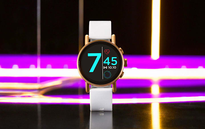Misfit's Vapor X smartwatch boasts longer battery life and Spotify