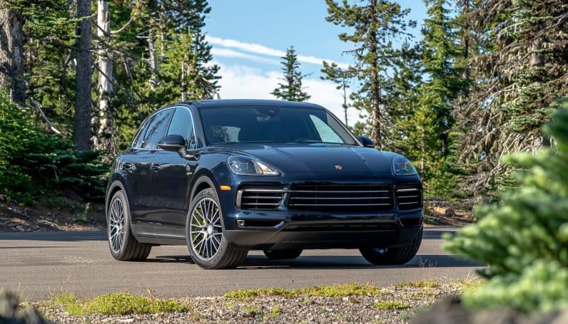 Porsche's Cayenne E-Hybrid is the company's 'just right' SUV