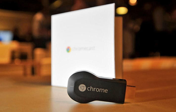 Google's first-gen Chromecast will no longer receive major updates
