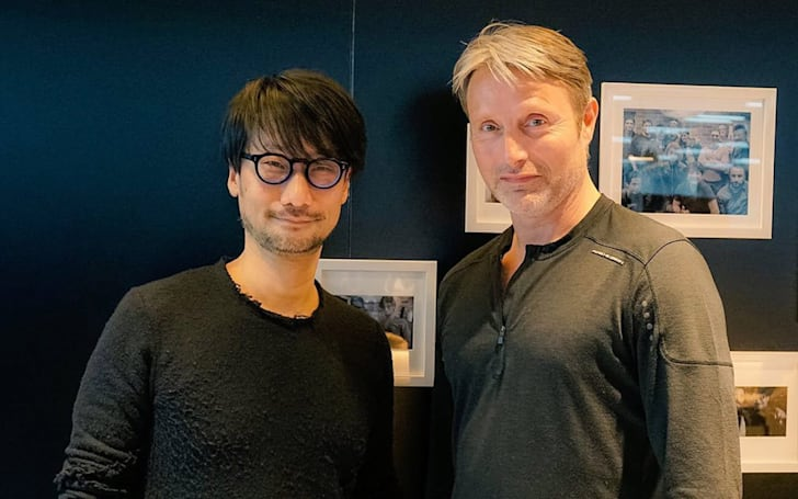Hideo Kojima says his game studio may venture into filmmaking