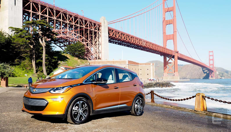 GM makes it easier to find EV charging stations with its myChevrolet app