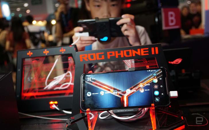 華碩 ROG Phone II 登陸香港,再次推出「Super Pack」大全配行李箱