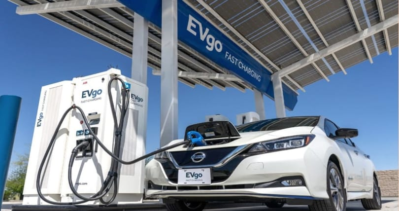 Nissan is adding 200 more chargers to its network