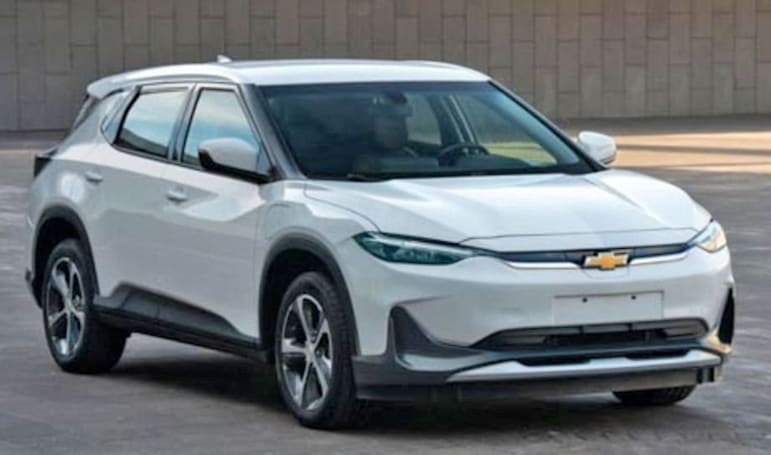 Chevrolet's Menlo EV is a Bolt-based crossover bound for China