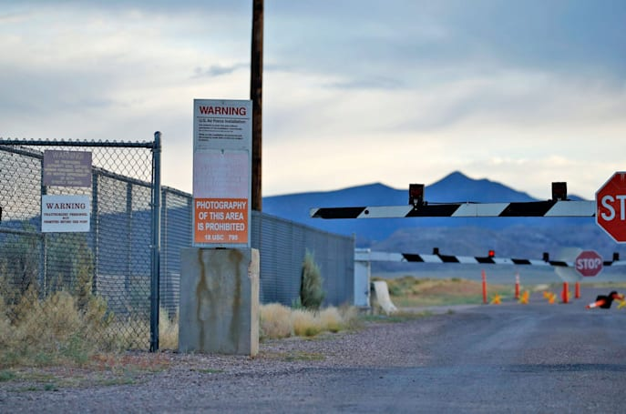 'Storm Area 51' event creator is working on an alien festival