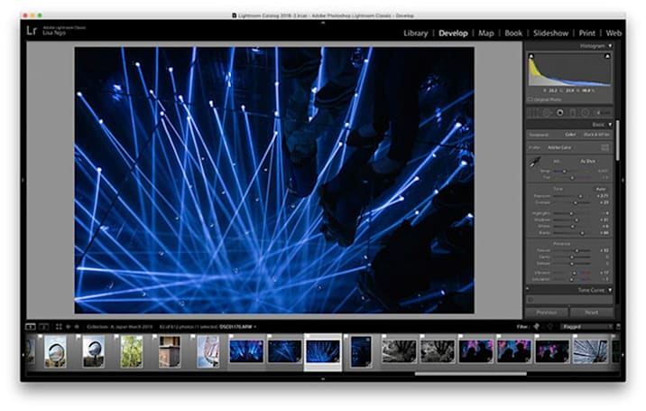 Adobe speeds up Lightroom Classic editing with GPU acceleration