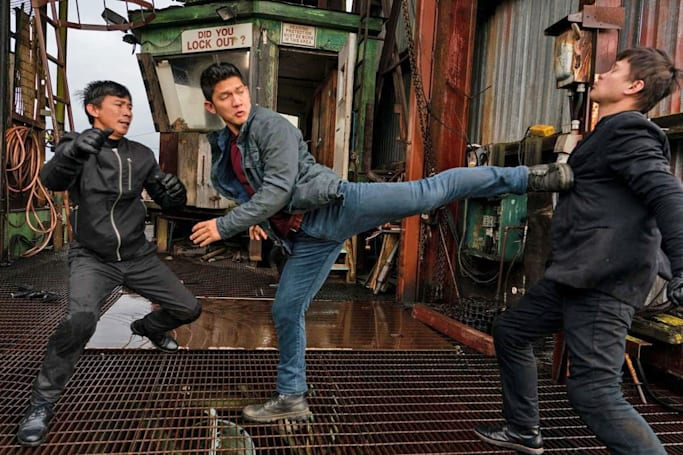 What's on TV this week: 'Wu Assassins'