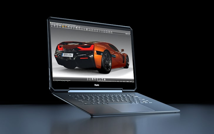 The ASUS StudioBook One is the first laptop with NVIDIA's Quadro RTX 6000