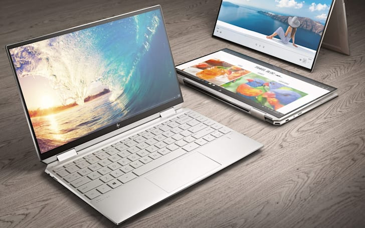 HP's Spectre x360 packs a 4K display if you want it