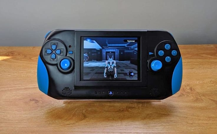The PIS2 is a portable PS2 years in the making