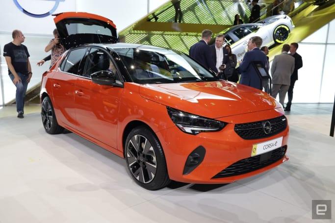 Opel's Corsa-e is an alternative to VW's ID.3 EV