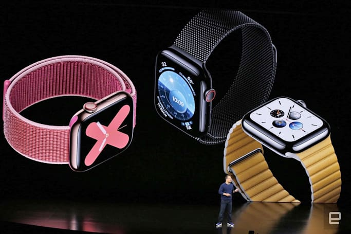 Apple adds titanium cases to the Watch lineup