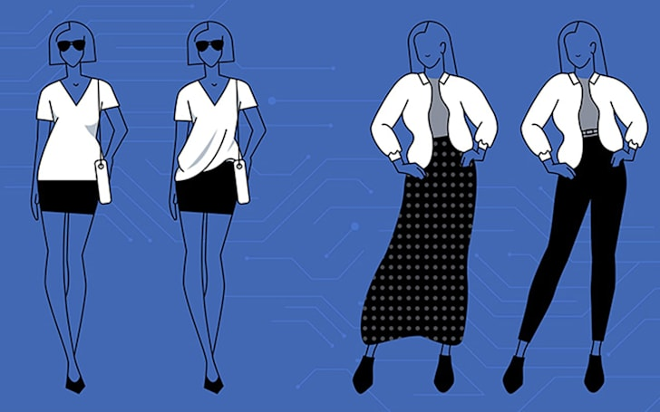 Facebook's latest AI experiment helps you pick what to wear