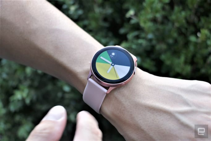 Save $50 on Samsung's Galaxy Watch Active 2 ahead of Black Friday