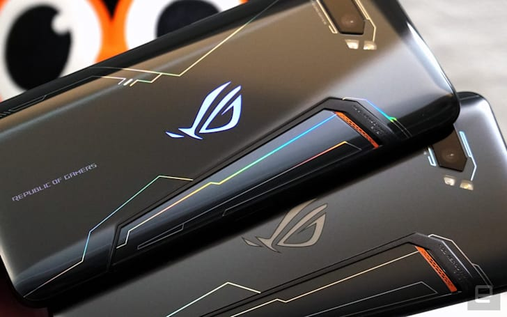 ASUS' $900 gaming phone is now available in the US