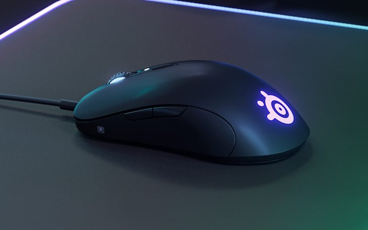 SteelSeries refreshes a classic gaming mouse with the Sensei Ten