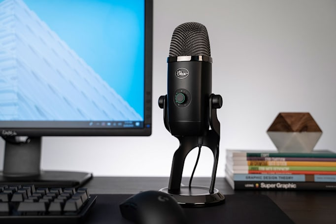 Blue's Yeti X microphone comes with everything you need to sound like a pro