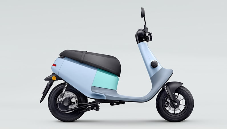 Gogoro's smaller scooter is built for international expansion