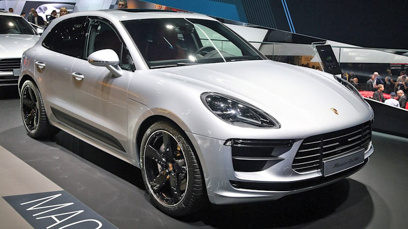 Porsche's Macan EV will fully replace its gas counterpart in a few years