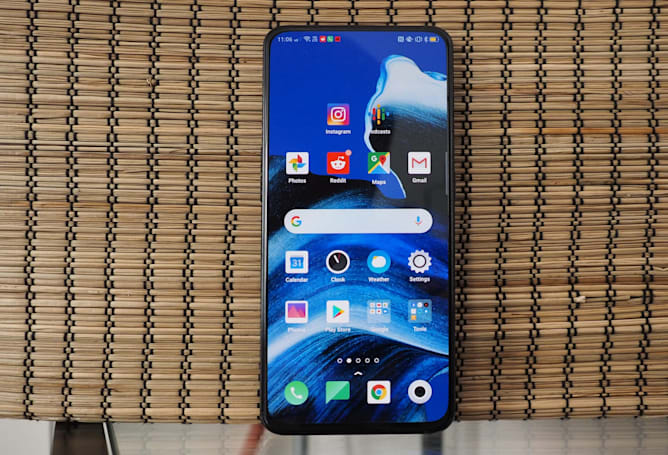 Oppo's Reno 2 has a 'sharkfin' pop-up camera and decent zoom on the cheap