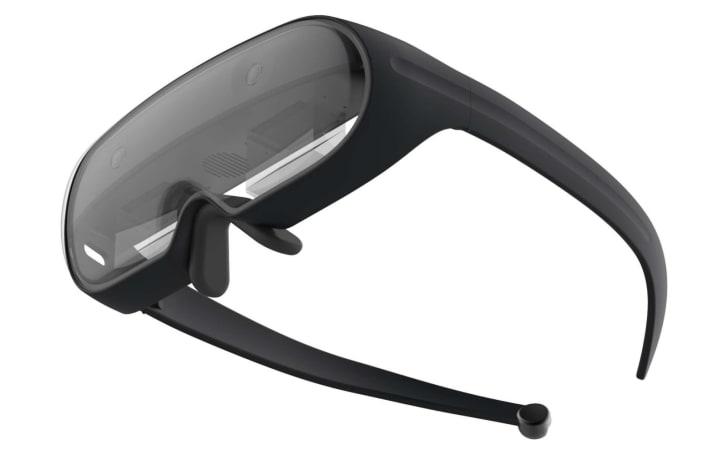 Samsung patent application showcases AR headset design