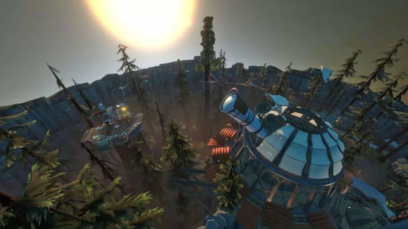 Open world space game 'Outer Wilds' lands on the PS4 October 15th