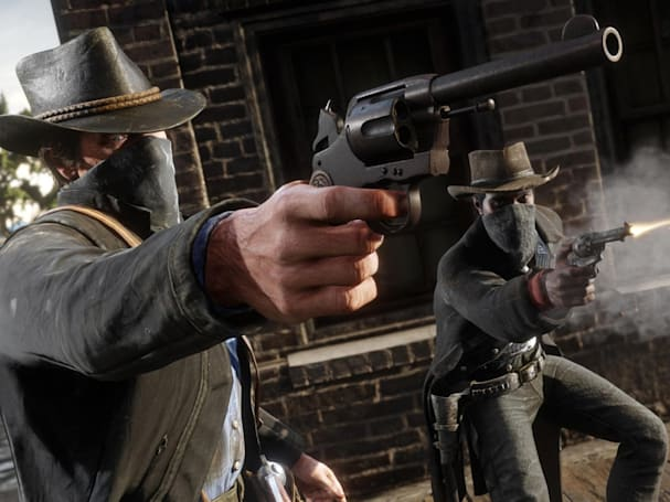 Rockstar apologizes for buggy 'Red Dead Redemption 2' PC launch