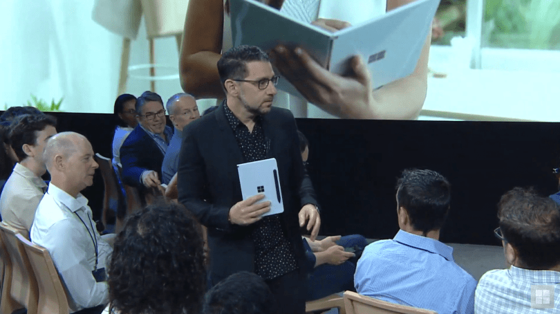 Microsoft embraces dual-screen computing with the Surface Neo