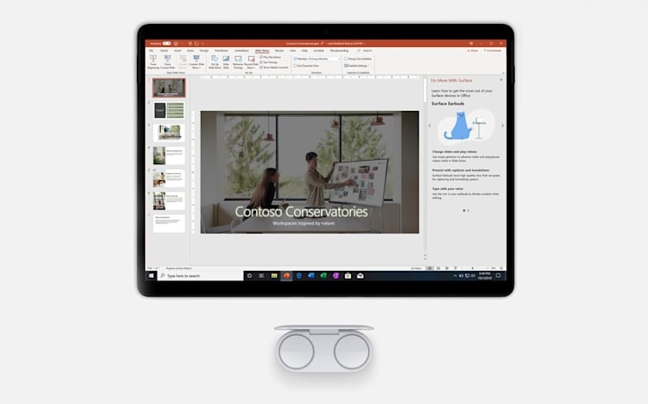 Microsoft previews transcription and expanded stylus support for Office