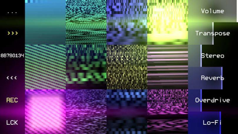 Fractal Bits drum synth app uses algorithms to produce billions of sounds