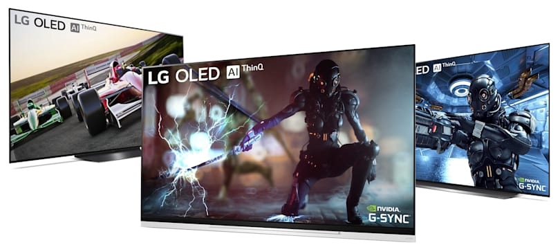 NVIDIA G-Sync comes to LG OLED TVs this week