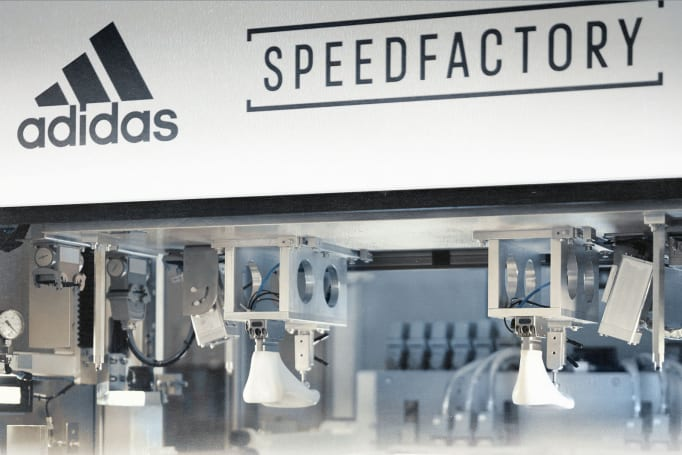 Adidas abandons robot Speedfactories in Germany and the US