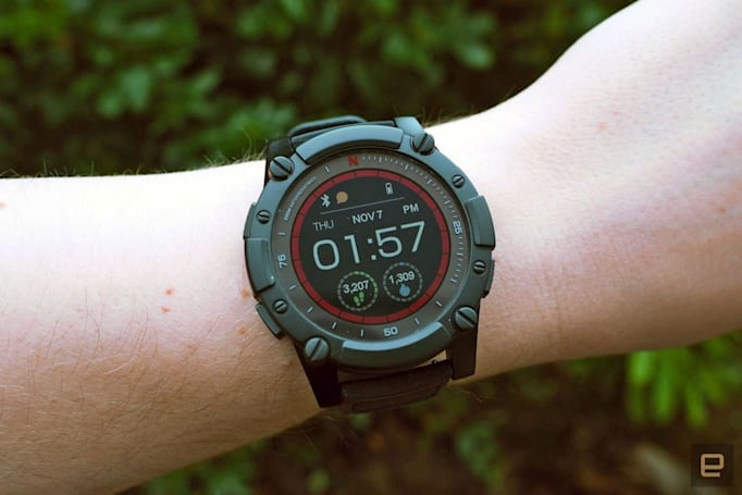 The PowerWatch 2 delivers GPS powered by your body heat