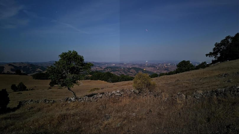 Google explains how the Pixel 4 excels at night sky photography