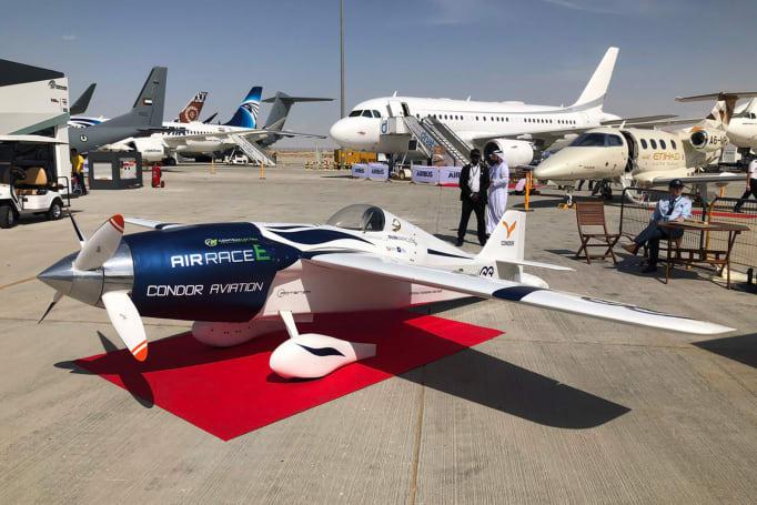 Airbus 支持的「Air Race E」競技飛行賽推出全電動的賽機